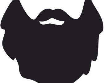 Beard svg #19, Download drawings