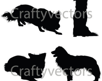 Bearded Collie svg #18, Download drawings