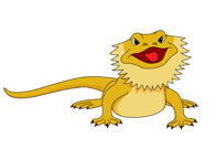 Bearded Dragon clipart #4, Download drawings