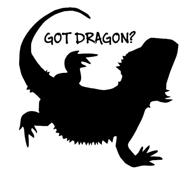 Bearded Dragon svg #20, Download drawings