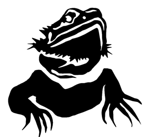 Bearded Dragon svg #19, Download drawings