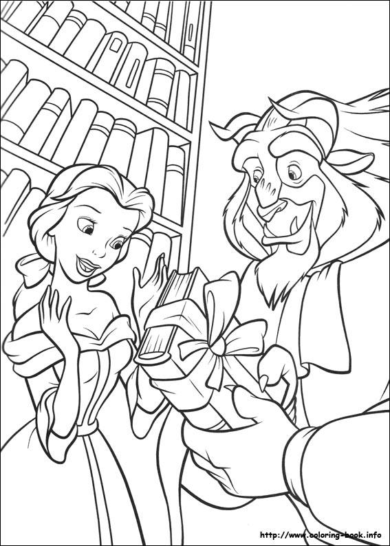 Beast coloring #19, Download drawings