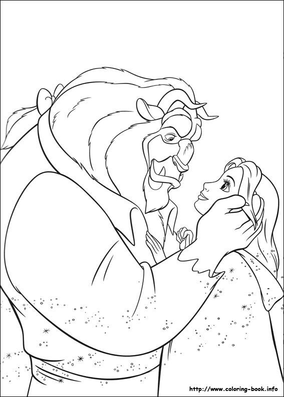 Beast coloring #10, Download drawings