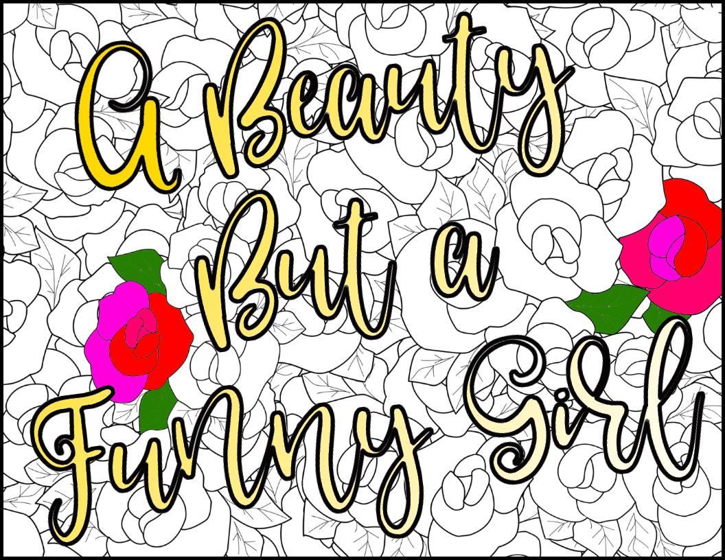 Beast Girl coloring #15, Download drawings