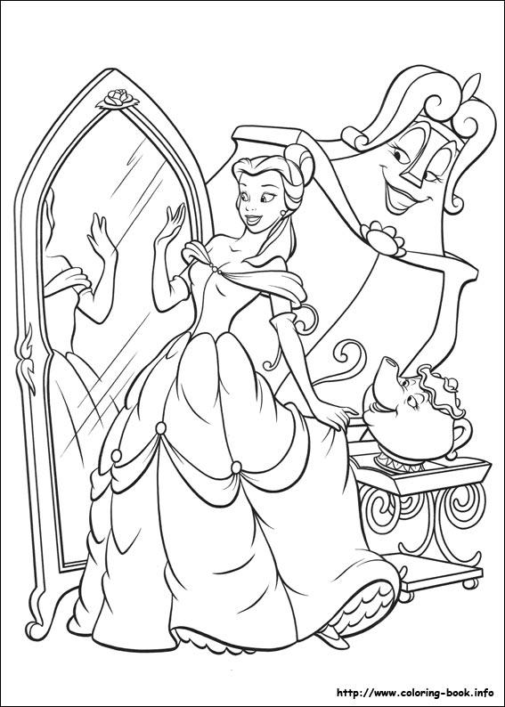 Beast Girl coloring #8, Download drawings