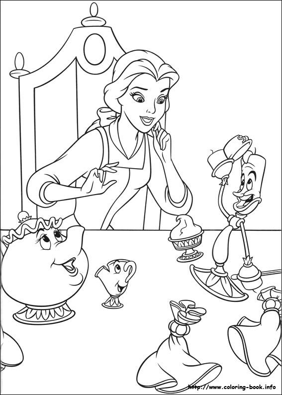 Beast Girl coloring #7, Download drawings