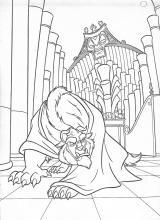 Beast Girl coloring #9, Download drawings