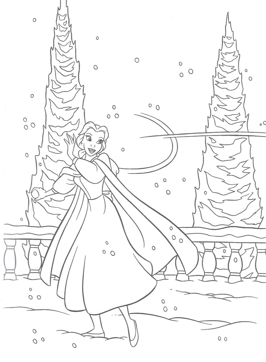 Beast Girl coloring #6, Download drawings