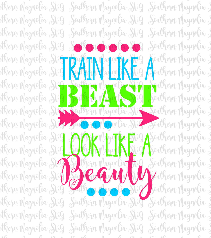 Beast Girl svg #20, Download drawings