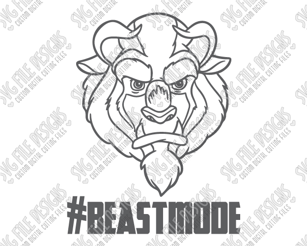 Beast svg #15, Download drawings