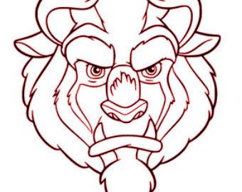 Beast svg #16, Download drawings