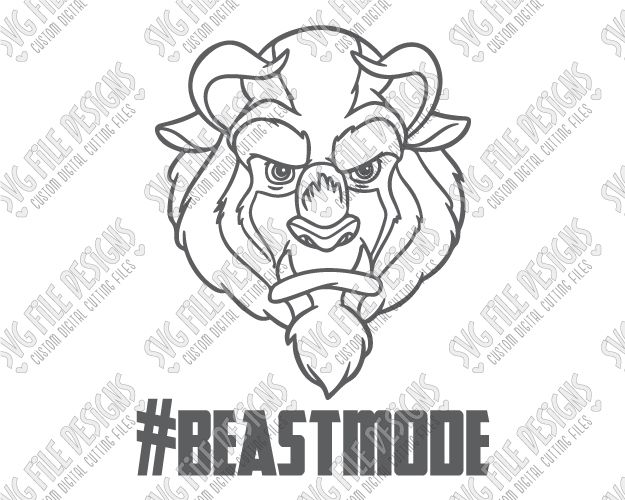 Beast svg #395, Download drawings