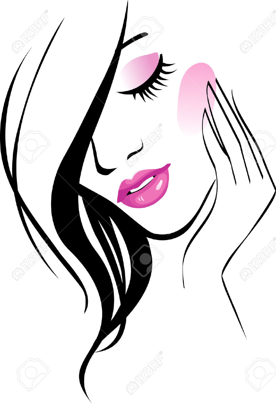 Beauty clipart #5, Download drawings