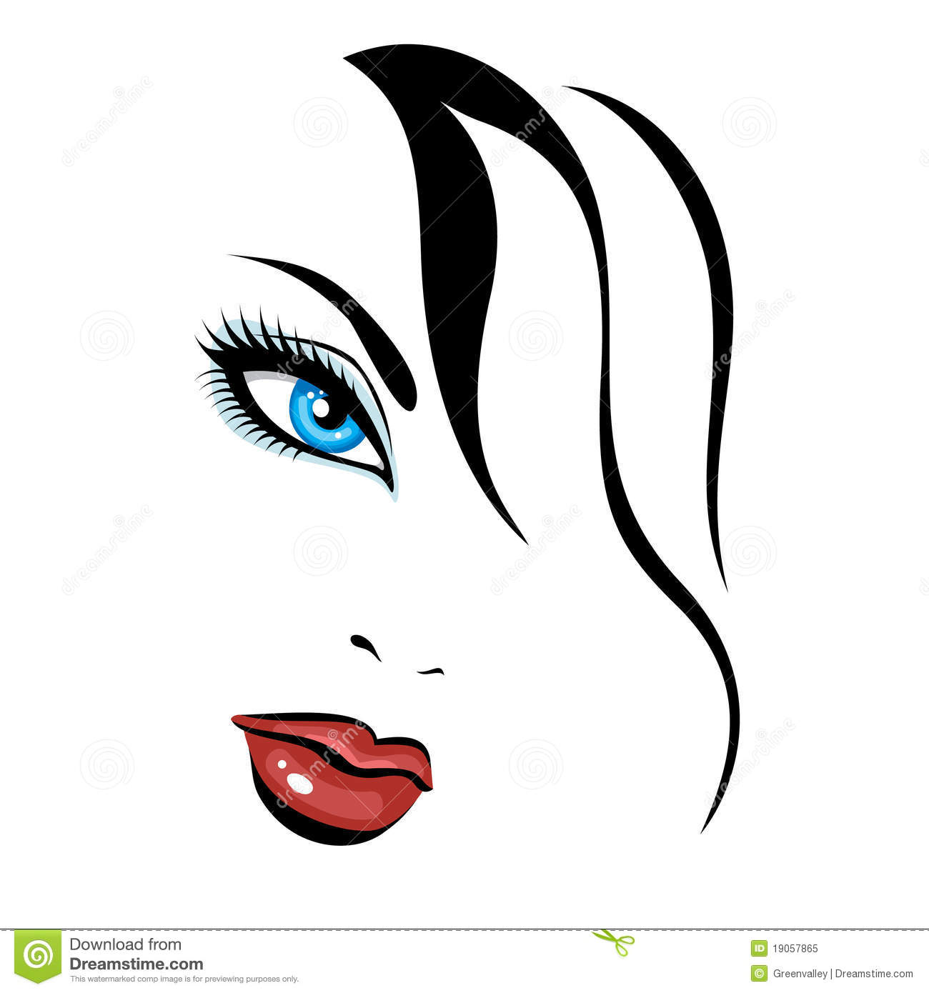 Beauty clipart #10, Download drawings