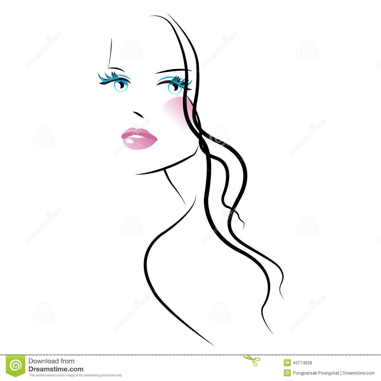 Beauty clipart #14, Download drawings