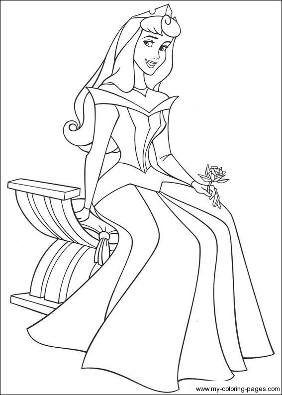 Beauty coloring #16, Download drawings
