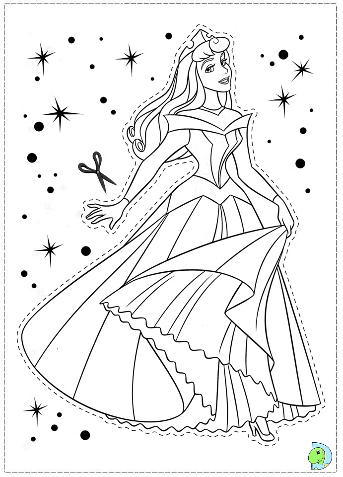Beauty coloring #2, Download drawings