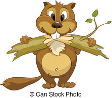 Beaver clipart #4, Download drawings