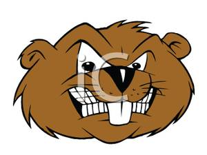 Beaver clipart #2, Download drawings