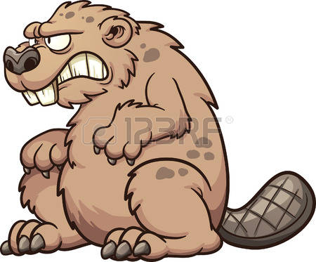 Beaver clipart #6, Download drawings
