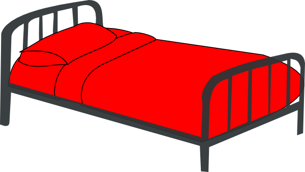 Bed clipart #2, Download drawings