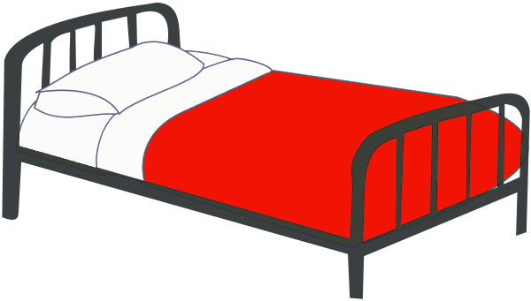 Bed clipart #4, Download drawings