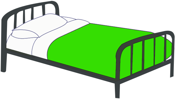 Bed clipart #10, Download drawings