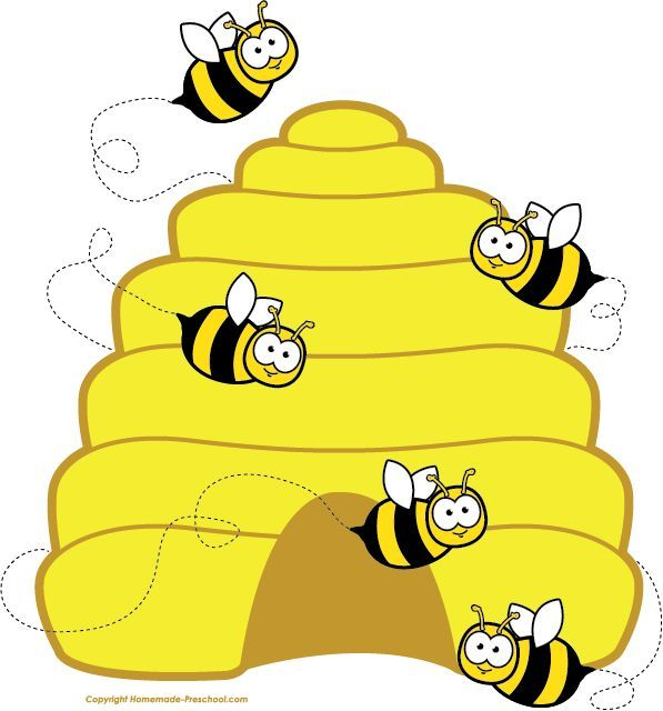 Bee clipart #11, Download drawings