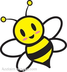 Bee clipart #15, Download drawings