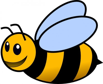 Bee clipart #10, Download drawings