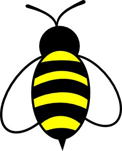 Bee clipart #12, Download drawings