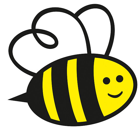 Bee clipart #3, Download drawings