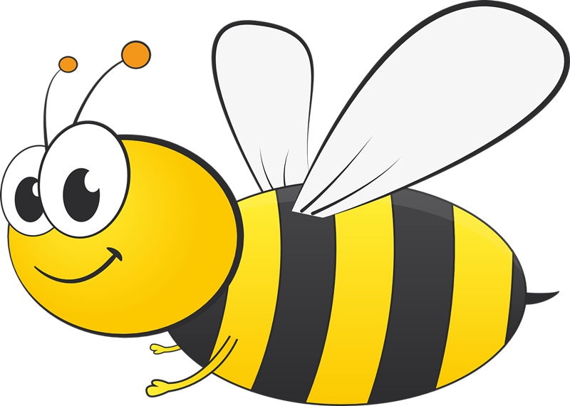 Bee clipart #6, Download drawings