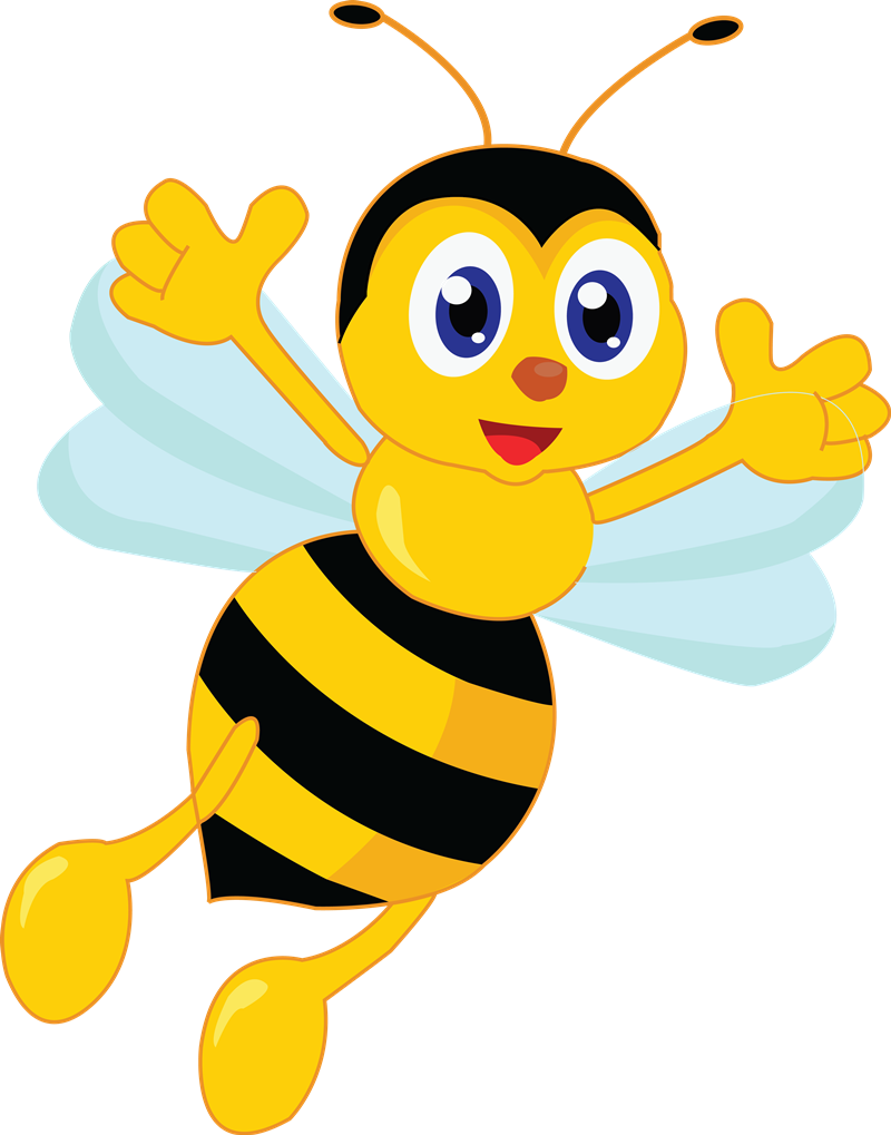 Bee clipart #5, Download drawings