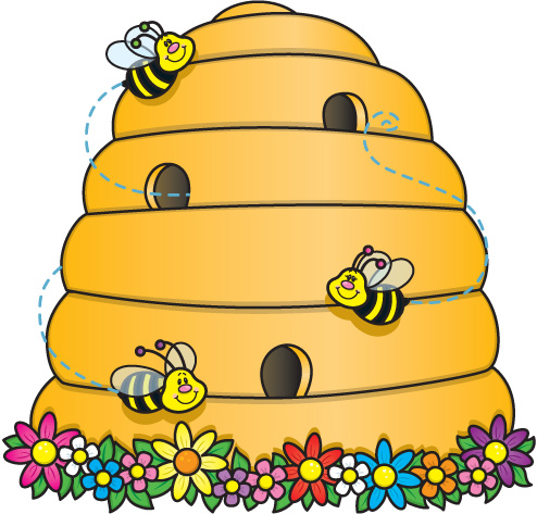Bee Hive clipart #15, Download drawings