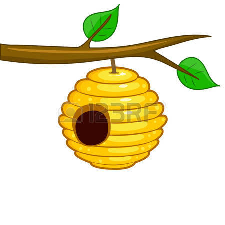 Bee Hive clipart #8, Download drawings