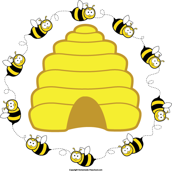 Bee Hive clipart #18, Download drawings