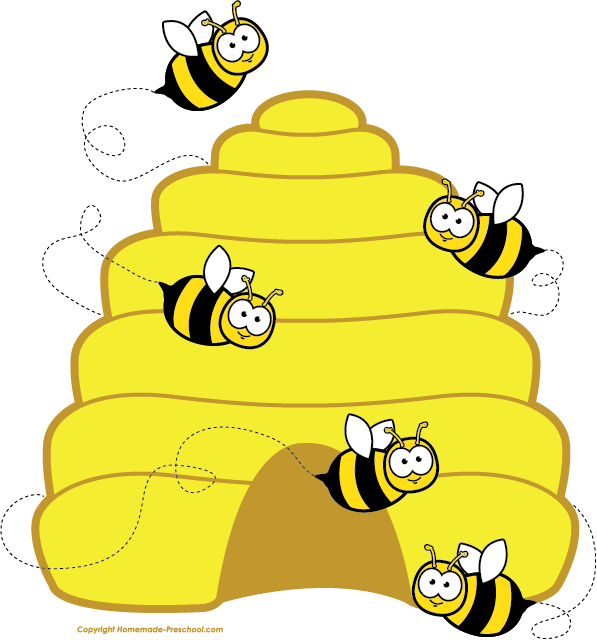Bee Hive clipart #7, Download drawings