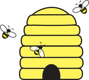 Bee Hive clipart #20, Download drawings
