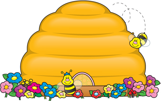 Bee Hive clipart #17, Download drawings