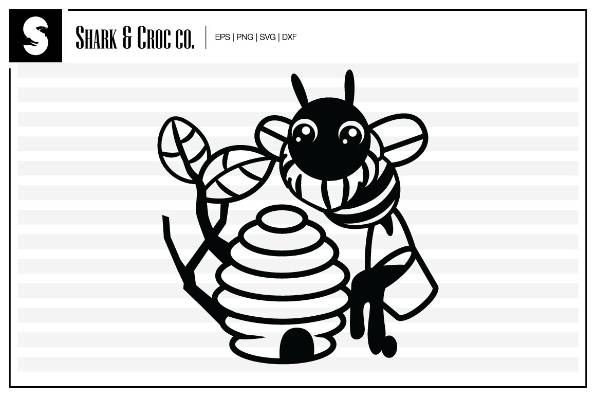bee svg free #906, Download drawings