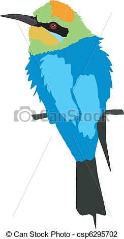 Bee-eater clipart #5, Download drawings