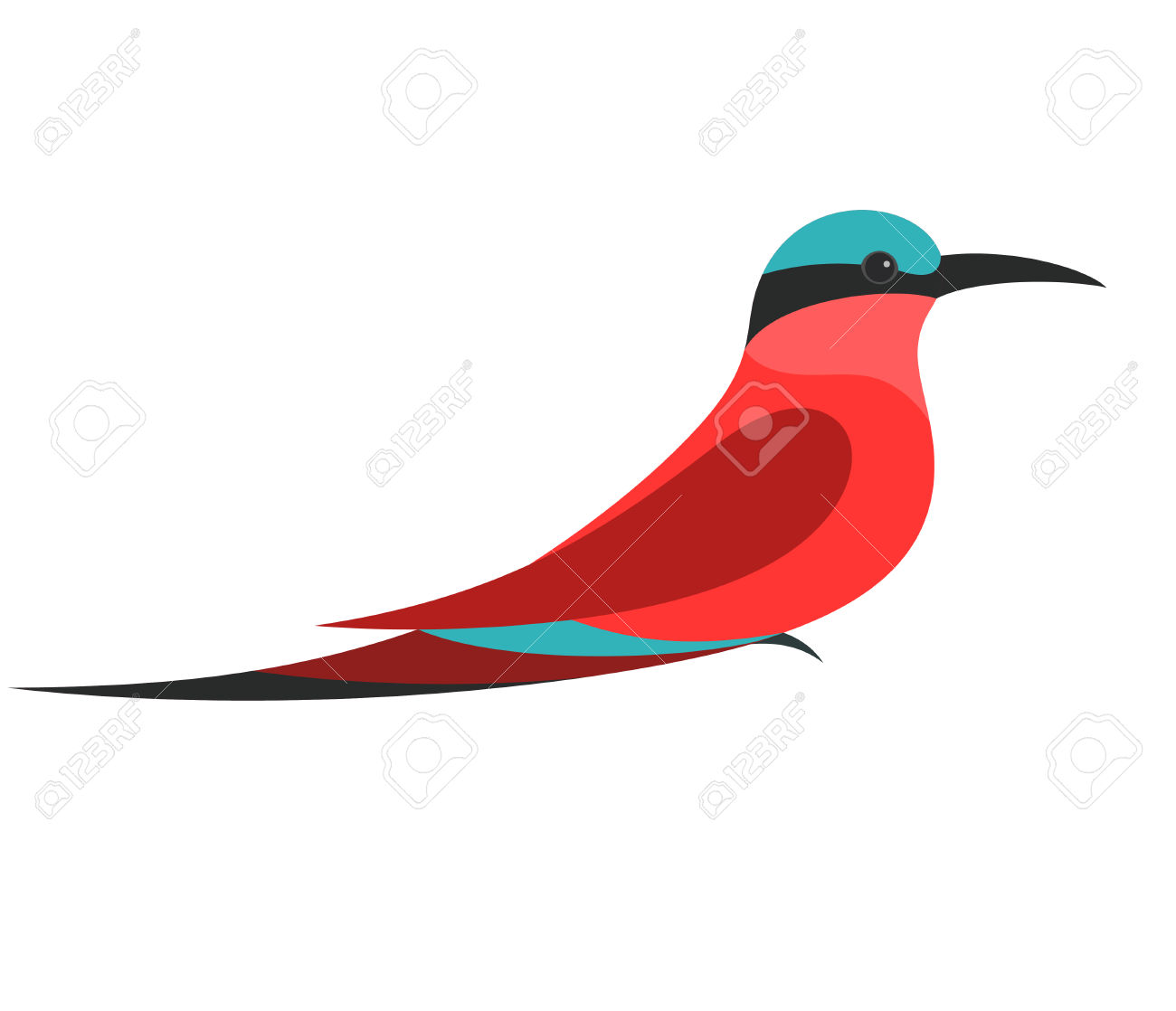 Bee-eater clipart #11, Download drawings