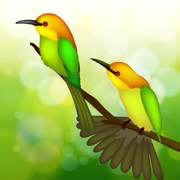 Green Bee-eater svg #10, Download drawings