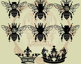 Bees svg #7, Download drawings