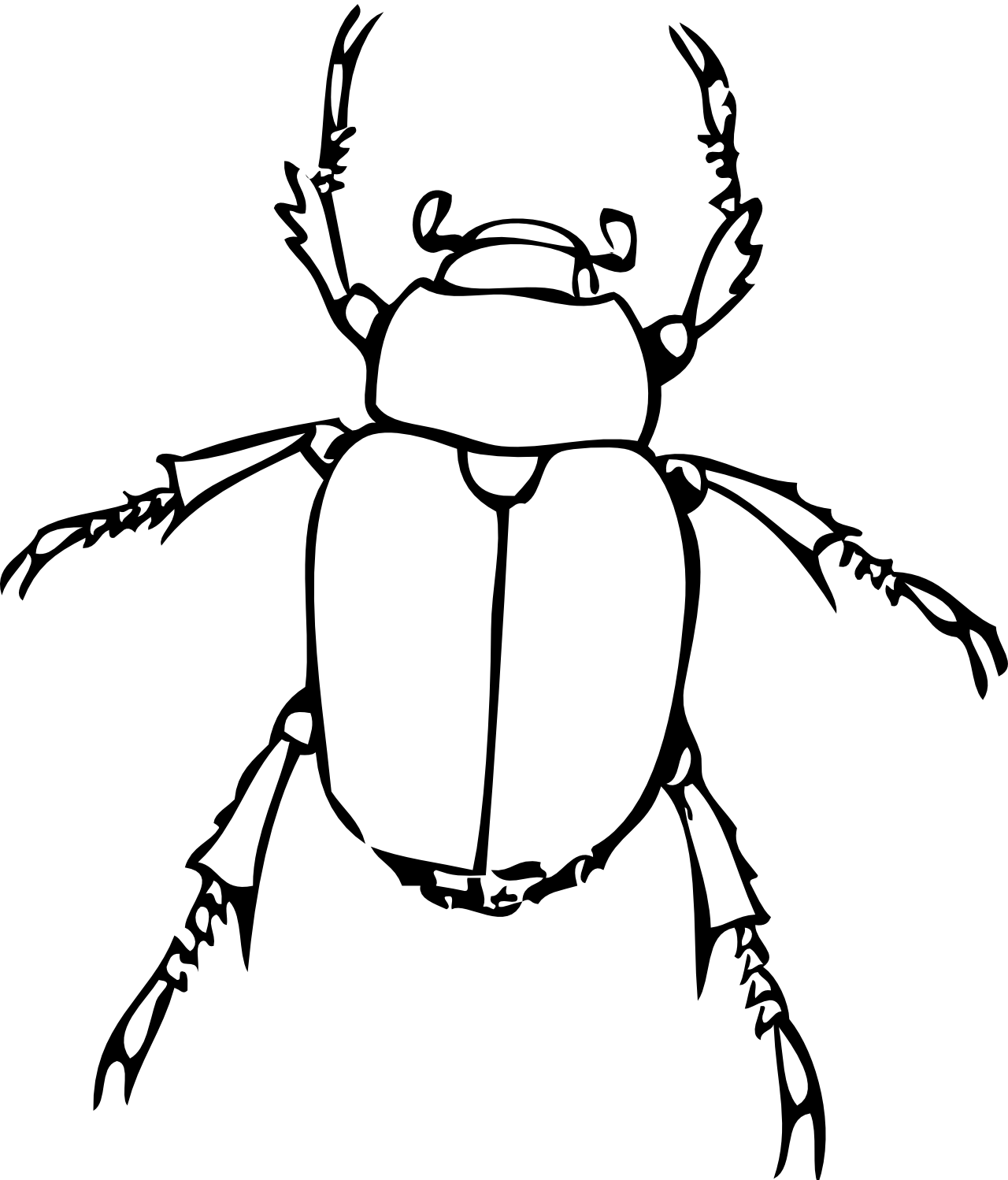 Beetles clipart #6, Download drawings