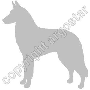 Belgian Malinois clipart #11, Download drawings