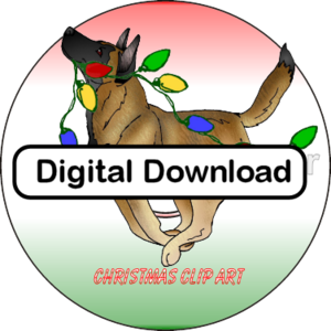Belgian Malinois clipart #5, Download drawings