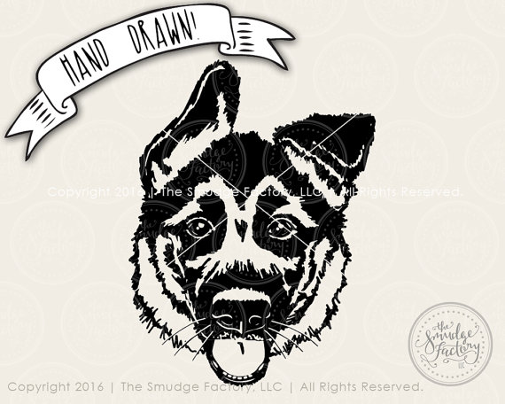 Belgian Malinois svg #7, Download drawings
