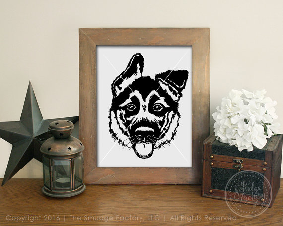 Belgian Malinois svg #20, Download drawings
